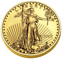 American Eagle Gold Bullion Coin_1oz_obverse