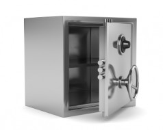Safe with Open Door_Silver Trading Company_iStock_000016460757_ExtraSmall