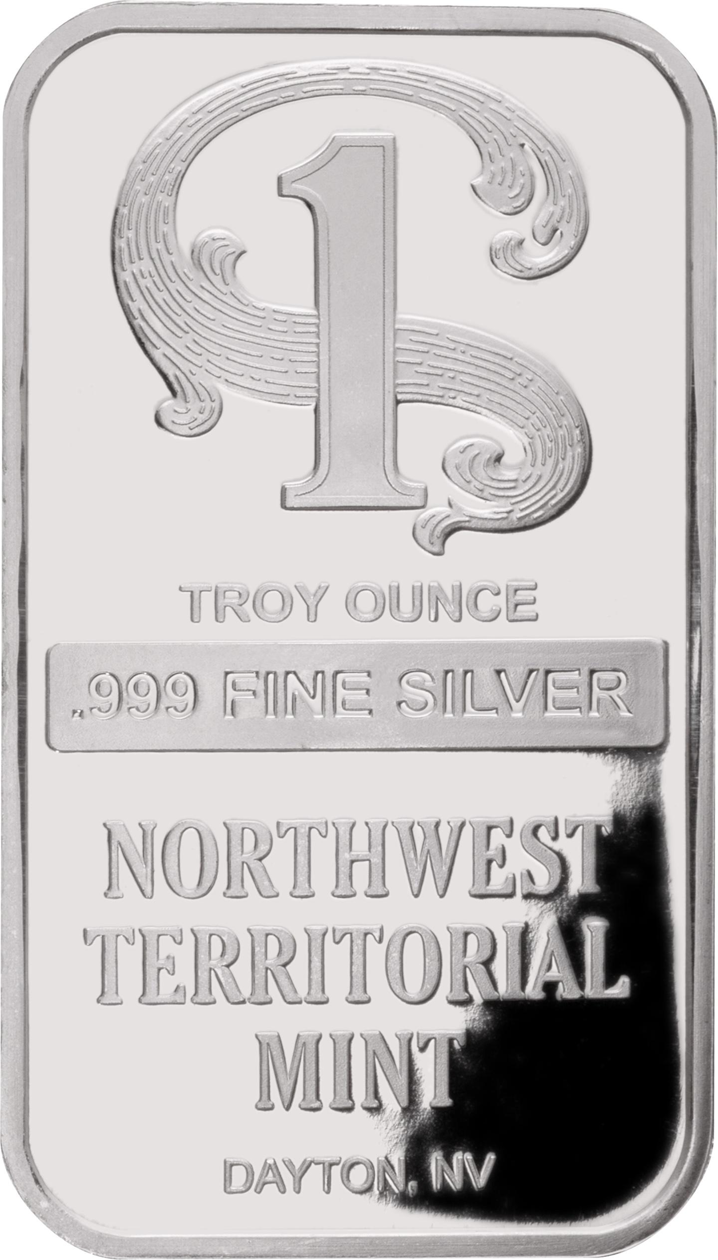 Northwest Territorial Silver Bullion